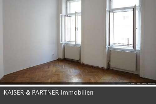 Sehr helle WG-geeignete zwei Zimmerwohnung in Toplage, Nähe Aumannplatz!