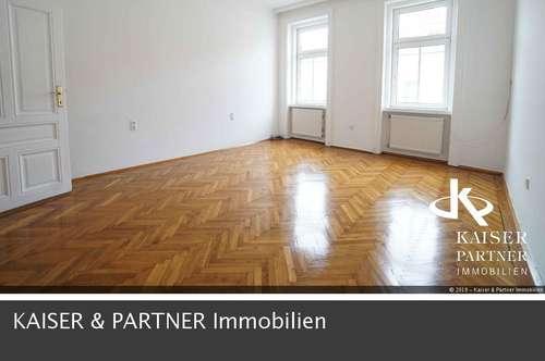 3er- WG geeignete, sehr helle, renovierte 3- Zimmerwohnung in Toplage, nahe Aumannplatz!