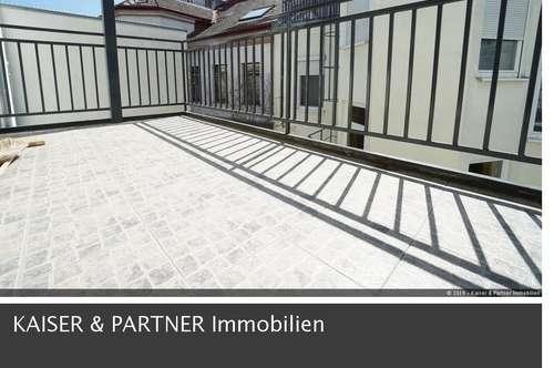 Lichtdurchflutete Terrassenwohnung, 4 Zimmer, Top-Infrastruktur!