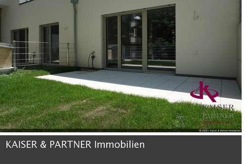 Perfekter Grundriss, moderne Gartenmaisonette mit großen Terrassen!