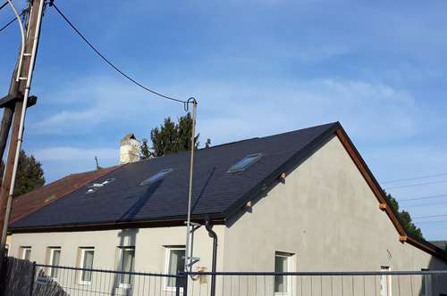 1200 Eigengrund BW-WE2/ Haus zum fertigstellen Erdgeschoss belagsfertig
