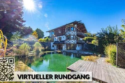 Luxus-Villa auf der Bichlalm mit Panoramablick und Freizeitwohnsitzwidmung