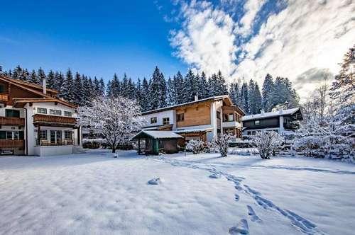 Gartenwohnung in Kitzbühel