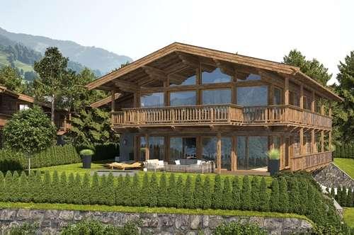 elegante Gartenwohnung am Fuße der Bichlalm