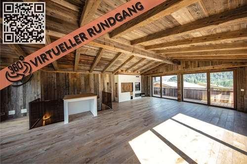 exklusives Tirolerhaus mit Kaiserblick und Wellnessbereich
