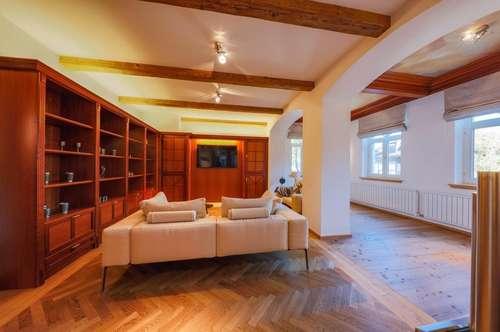 hochwertige Wohnung in zentraler Lage mit Wellnessbereich