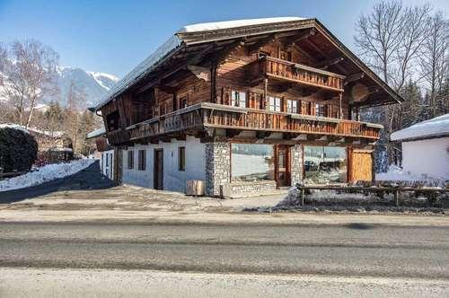 Historisches Tirolerhaus in zentrumsnaher Lage