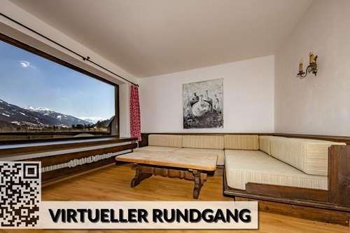 Dachgeschosswohnung mit TRAUMBLICK