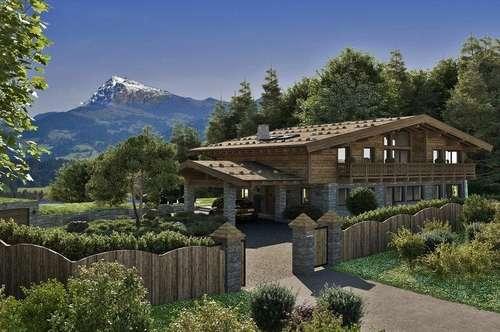 exklusive See-Villa in bester Lage von Kitzbühel