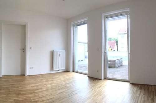 Neuwertig - 2 Zimmer - 41m2 - Terrasse