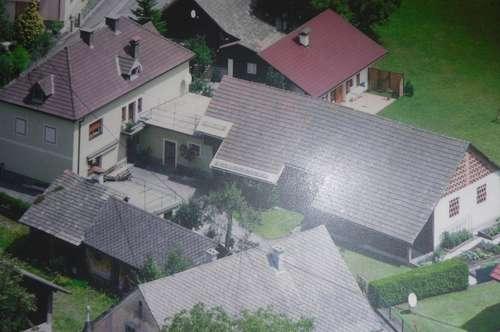 NEU  - Frühere Landwirtschaft mit viel Potential am Stadtrand von Villach
