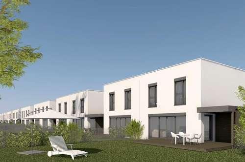 geförderte Doppelhäuser mit Kaufoption in Zwentendorf