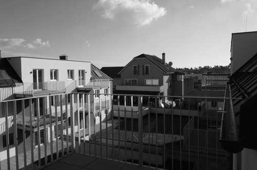 BALKONWOHNUNG im Dachgeschoss RUHELAGE