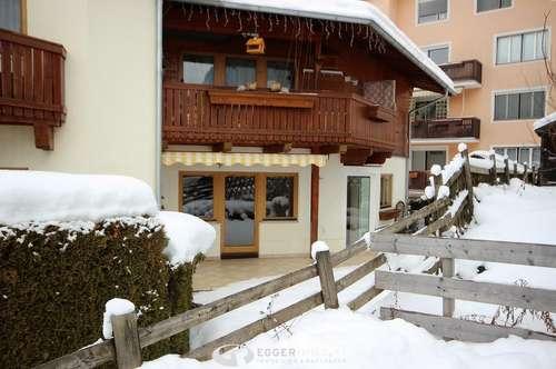 Preisreduziert !!! Wunderschöne Gartenwohnung mit 3 Schlafzimmer in Kaprun zu vermieten...