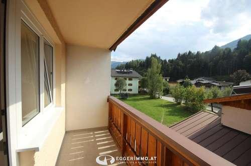 Maria Alm: Die Gelegenheit ; komplett neu renovierte, sonnige 3 Zimmerwohnung 69m², 2 Balkons, Ruhelage ! Weitblick !! sehr hell