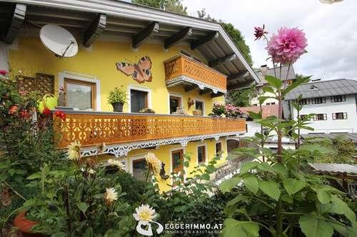 Geschäfts-, Büro- und Wohnhaus mit großer Lagerfläche im Zentrum von Taxenbach zu verkaufen