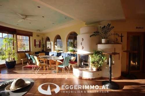 Piesendorf: Ihre Gelegenheit - vollmöbliertes Gastrolokal mit sonniger Terrasse ZU VERPACHTEN