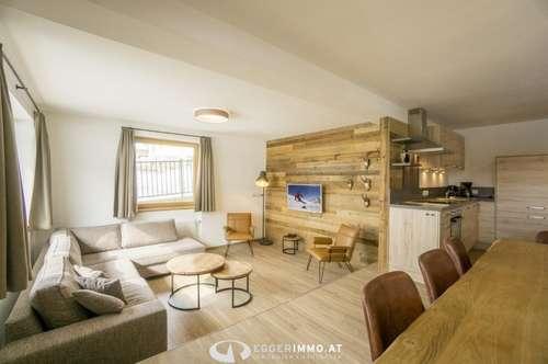 5753 Saalbach Hinterglemm: jetzt oder nie !! ; großzügige 117m² 5 Zimmer-Wohnung, neu renoviert, möbliert !! touristisch vermietbar !! ab August 2019