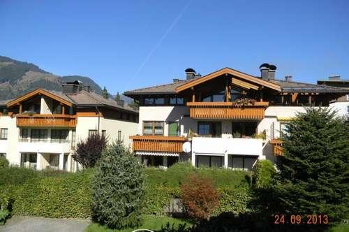 Thumersbach: AB Mai 2019 / sonnige, helle 4 Zimmerwohnung in Bestlage von Thumersbach inkl. Tiefgaragenplatz ,Kachelofen,Balkon,