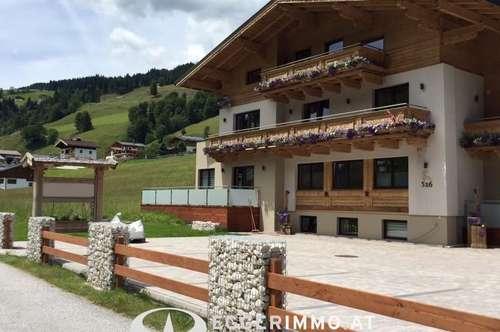 Saalbach-Hinterglemm: TOP 2 / 2 Zimmerwohnung 39.81m², neu renoviert, möbliert mit Terrasse