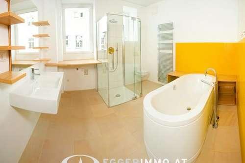 Zell am See - exclusive Mietwohnung in renovierter VILLA direkt in Zell am See