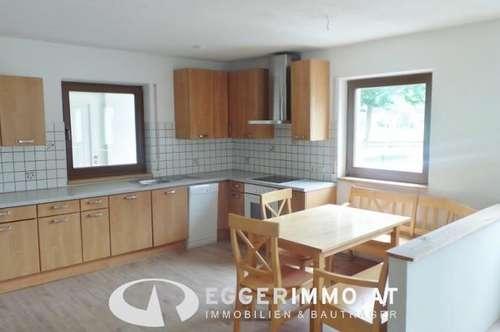 5721 Piesendorf / Fürth : 3 Zimmer Wohnung 74 m² mit Terrasse und Garten , teilmöbliert , 2 Parkplätze vorhanden !