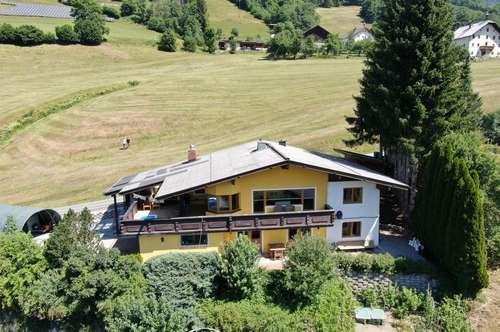 Haus mit 2 Wohneinheiten in sonniger Lage in Bruck an der Glocknerstraße zu verkaufen | touristisch nutzbar