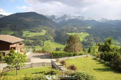 Haus mit wunderschönem Bergblick und Fernsicht mit Hallenbad in der nähe von Zell am See zu verkaufen