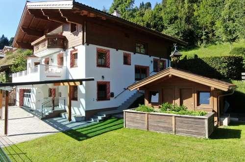 Gepflegtes Haus mit 2 Wohneinheiten in Viehhofen zu verkaufen
