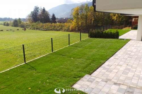 5751 Maishofen : 4 Zimmerwohnung, neuwertig, 105m² mit Terrasse und Gartenanteil / Ruhelage, Parkplatz