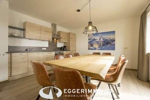 Saalbach Hinterglemm: die Gelegenheit !! ; großzügige 128m² 5 Zimmer-Wohnung, neu renoviert, möbliert !! touristisch vermietbar !! ab August 2019