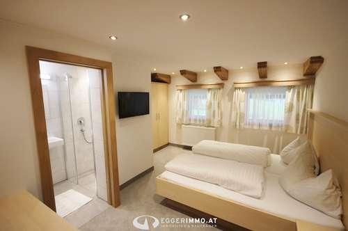 Saalbach / Hinterglemm: gepflegtes, renoviertes Apartmenthaus mit Wellness Bereich, sehr gute Auslastung, Parkplätze, 44 Betten