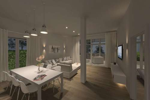 Neubau! 4-Zimmer-Loft-Wohnung mit erstklassiger Aussicht