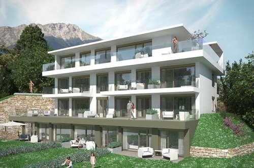 Neubau! Geräumige 2-Zimmer-Garten-Wohnung in Hötting