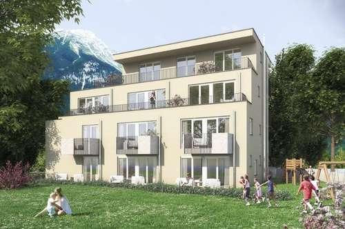 Neubau! Charmante 2-Zimmer-Wohnung mit Westterrasse