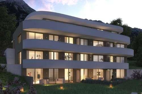 Neubau! sonnige 2-Zimmer-Gartenwohnung mit schöner Terrasse