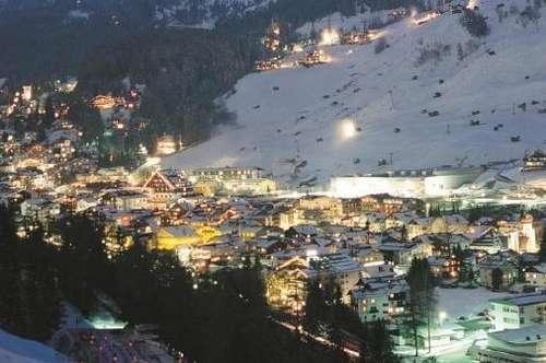 Luxus-Chaletwohnung in St. Anton am Arlberg