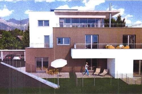 Neubau! Sonnige 3-Zimmer-Gartenwohnung in Natters