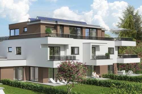 Neu in Maxglan/Riedenburg! Elegante 3 Zi.-Terrassen-Wohnung - Neubau