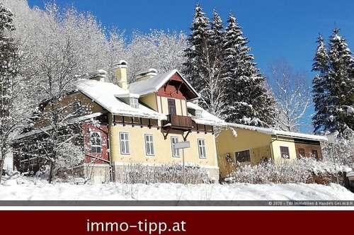 Villa im Wallfahrtsort Mariazell - Wohlfühlfaktor an erster Stelle