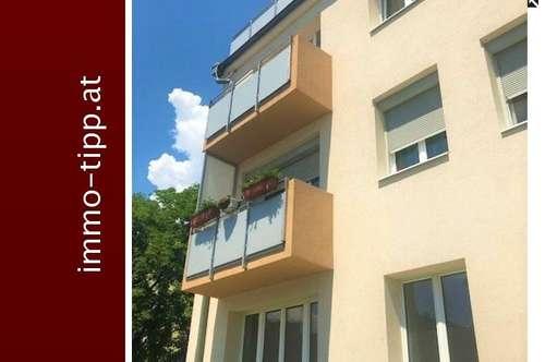 Gemütliche 3-Zimmer Mietwohnung mit Balkon in Bad Vöslau