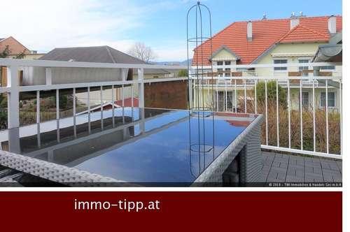 RESERVIERT! KAUFEN STATT MIETEN! Ruhige 3-Zimmer Eigentumswohnung mit Terrasse in Möllersdorf/Traiskirchen