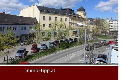 Attraktive 2-Zimmer Eigentumswohnung mit Balkon im Zentrum von Bad Vöslau