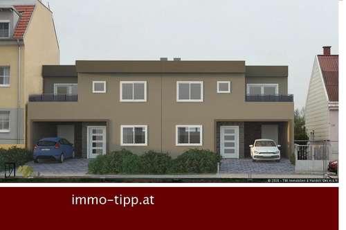 Neubau in Kottingbrunn! Moderne Einfamilienhäuser in bewährtem Holzriegelbau mit 142m² Wohnfläche in Ruhelage