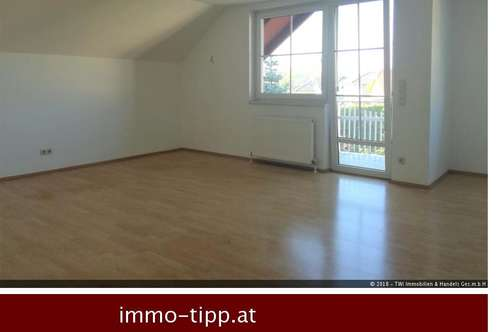 Gepflegte 4-Zimmer Mietwohnung in Steinabrückl nahe Wr. Neustadt