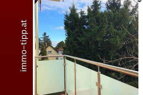 Entzückende, helle 2-Zimmer Eigentumswohnung mit Balkon in Perchtoldsdorf nahe der Weinberge