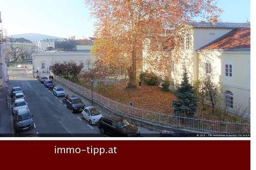 Ruhig gelegene 2-Zimmer Mietwohnung in zentraler Lage in Baden
