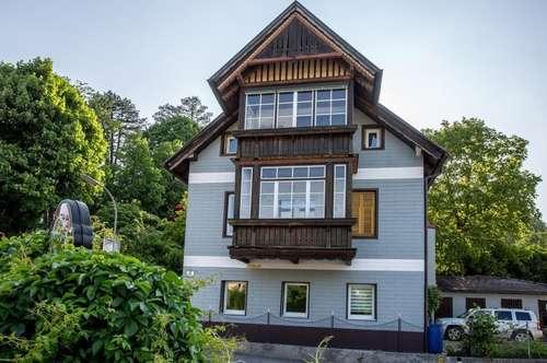 Open House am Samstag, 29. Juni um 10 Uhr! Großfamilien aufgepasst: Mehrfamilienhaus mit abgetrennter Einliegerwohnung in Bad Ischl zu kaufen