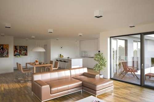 Open House am Sa. 9. März 10:00 bis 15:30 Uhr! Moderne, hochwertige 3 - Zi.- Neubauwohnung im Zentrum von Bad Ischl