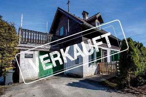 VERKAUFT !!! PROVISIONSFREI! Eigentum statt Miete - kleines Haus in Bad Goisern!